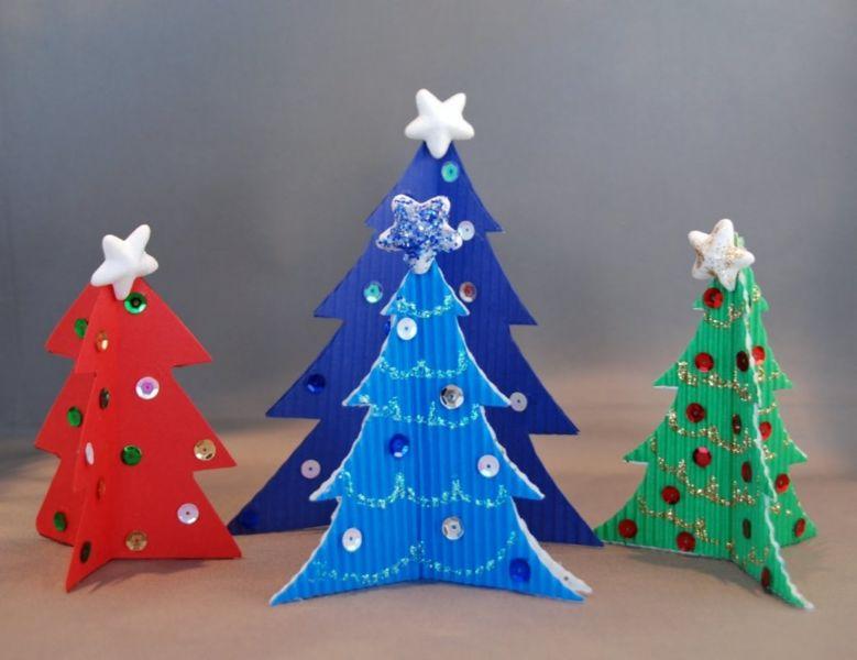 Жаңа жылдық шыршасы бар жаңа ағаш & # 8212; Фото идеялар және мастер-кластар 138 кезең
