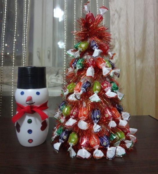 Árvore de Natal com as mãos para o ano novo e # 8212; Idéias de fotografias e mestres estágio de classes 142