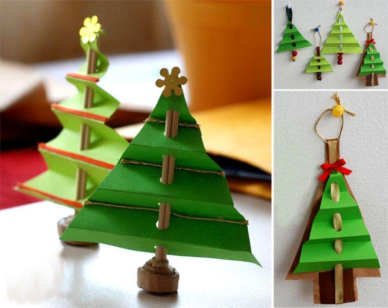 Árvore de Natal com as mãos para o ano novo e # 8212; Idéias de fotografias e mestres estágio 95
