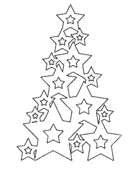 DIY juletræ til nytår & # 8212; fotoideer og mesterklasser trin 90