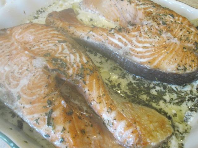 Como cozinhar truta no forno saboroso e rápido? 6 Fase de Receitas 19