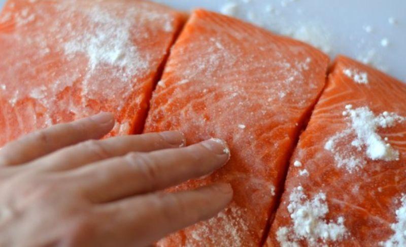 저 소금에 절인 연어 & # 8212; 7 집 단계에서 연어 요리법을 해결하기 19.