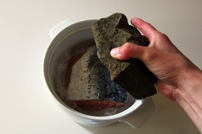 Salmon sốt muối thấp & # 8212; 7 công thức nấu ăn cá hồi mặn tại sân khấu 7