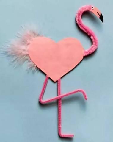 वेलेंटाइन डे के लिए DIY इसे अपने बच्चों के लिए करें: 14 फरवरी चरण 2 पर शिल्प के सबसे सुंदर विचार