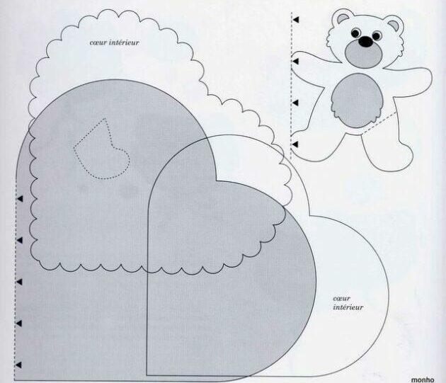 वेलेंटाइन दिवस के लिए DIY बच्चों के लिए अपने हाथों से: 14 फरवरी चरण 111 को शिल्प के सबसे सुंदर विचार