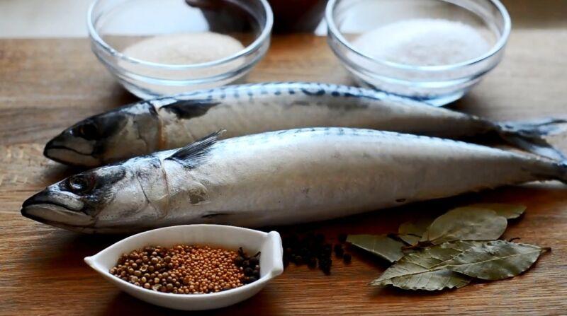 Mackerel ướp ở nhà: 7 công thức nấu ăn ngon Giai đoạn 20