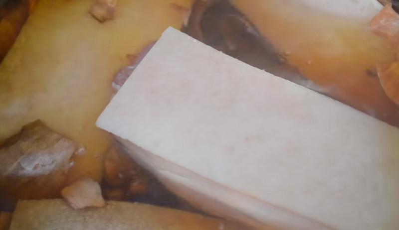Làm thế nào để nấu chất béo trong Ống hành tây? 7 công thức nấu ăn ngon nhất Bước 5