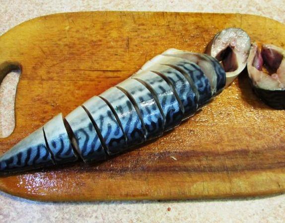 Mackerel ướp ở nhà: 7 công thức nấu ăn ngon Giai đoạn 11