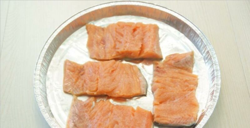 Baked pink salmon in the oven: 6 recipes for making juicy pink salmon stage 40