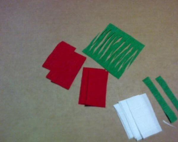 Paper Flowers & # 8212; Mga scheme at mga template para sa paglikha ng mga kulay ng papel na yugto 157.