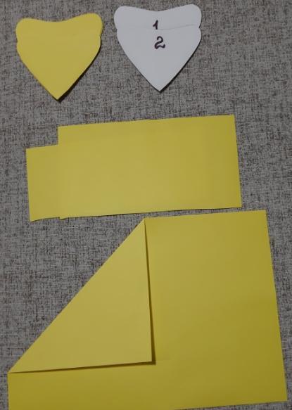 Paper Flowers & # 8212; Mga scheme at mga template para sa paglikha ng mga kulay ng papel na yugto 20.