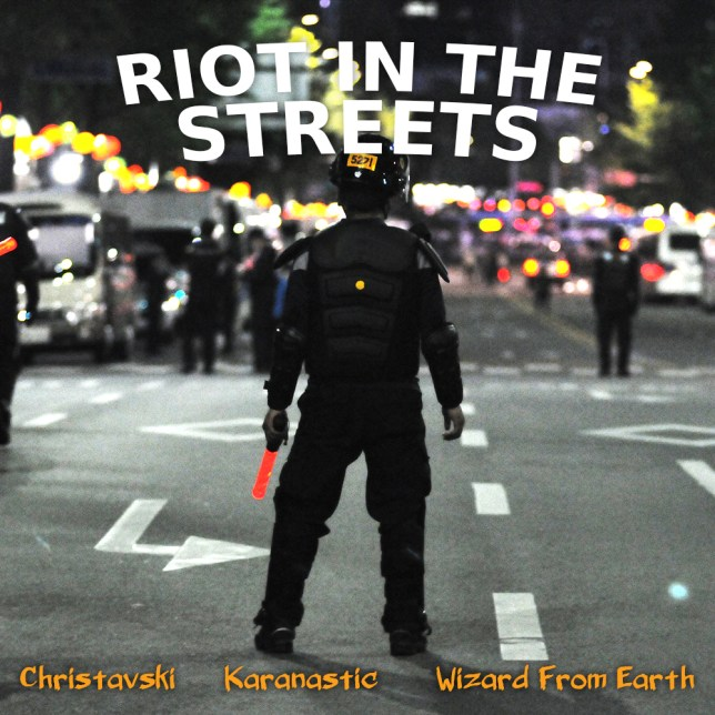 Riot in the Streets by Karanastic