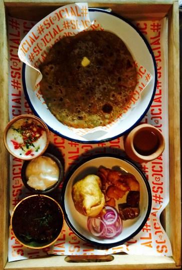 Dhingras Punjabi Breakfast