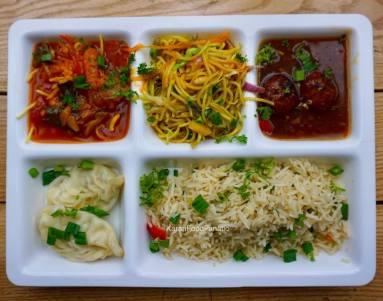 chinese-thali