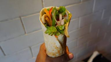 Tex Mex Burrito