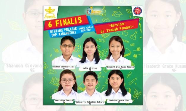 Seleksi Calon Bintang Pelajar SMP Karangturi 2021 Menuju Ke Babak Final