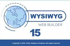 WYSIWYG Web Builder 15.4.2 Free Download