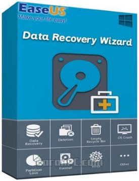 EaseUS Data Recovery Wizard Technician Full