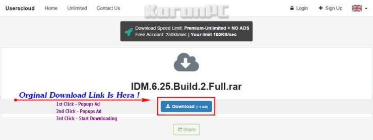 how to download file from karanpc.com