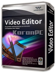 Wondershare Video Editor 4.9.1.0 Free Download