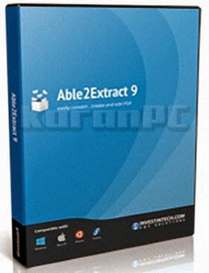 Able2Extract Pro v9 Free Download
