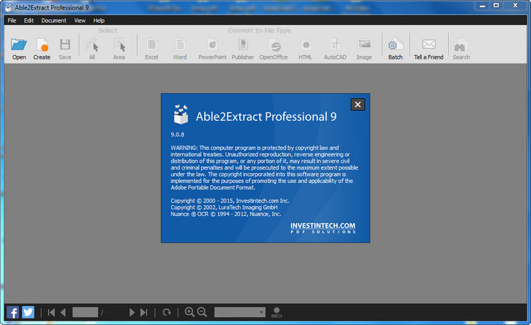 Able2Extract Professional 9 Full