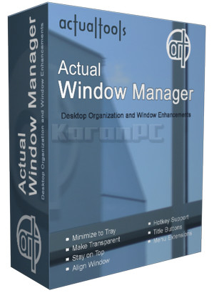 Actual Window Manager 8.5.3 Full Download