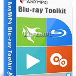 AnyMP4 Blu-ray Toolkit 6.1.20 + Crack
