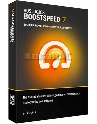 Auslogics BoostSpeed Full Version