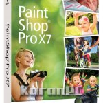 Corel PaintShop Pro X7.17.1.0.72 + Key