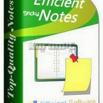 Efficient Sticky Notes Pro 5.22 Build 523 + Portable