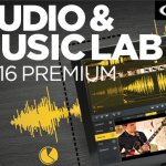 MAGIX Audio & Music Lab Premium 2016 with Crack