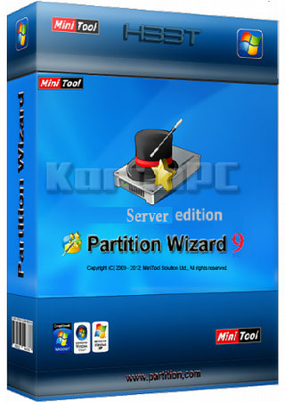 minitool partition wizard professional 9.1 download