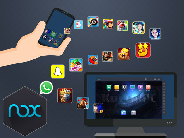 Nox App Player Full Download