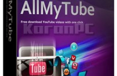 Wondershare AllMyTube 7.4.1.0 Free Download