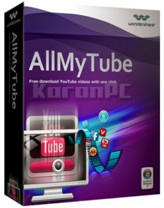 Download Wondershare AllMyTube Full