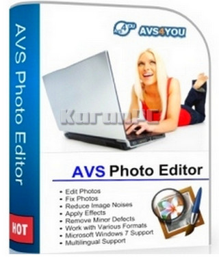 AVS Photo Editor Free Download