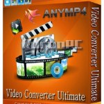 AnyMP4 Video Converter Ultimate 7.0.10 + Crack