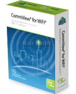 TamoSoft CommView for WiFi Full Download