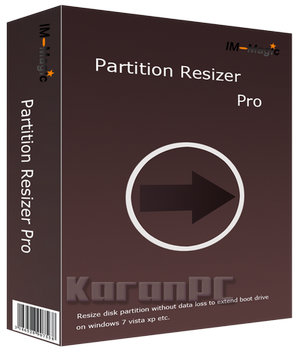 IM-Magic Partition Resizer Full Version