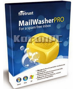 MailWasher Pro 7.6.0 Free Download