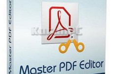 Master PDF Editor 5.4.31 Free Download + Portable