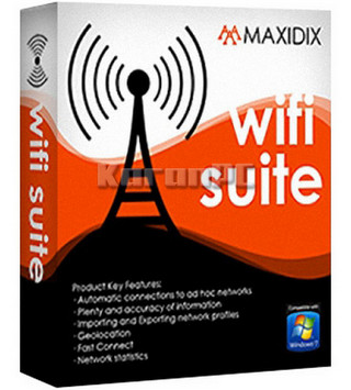Maxidix Wifi Suite Full Version