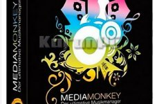 MediaMonkey Gold 4.1.25.1895 Final + Portable