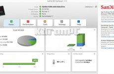 SanDisk SSD Dashboard 1.4.3.0 Free Download