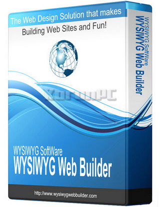 Portable WYSIWYG Web Builder 12