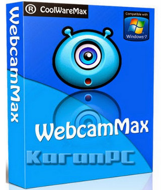 WebcamMax 8 Full Version