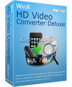 Download WinX HD Video Converter Deluxe Full Version