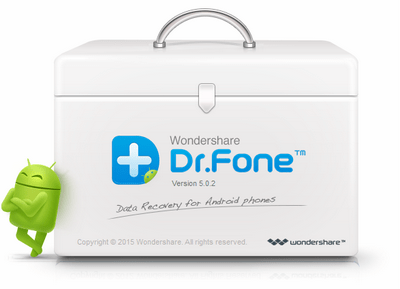 wondershare dr.fone toolkit - android data recovery скачать