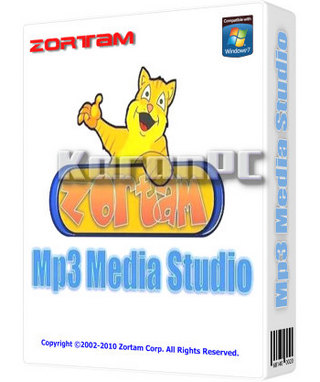 Zortam Mp3 Media Studio 19.50